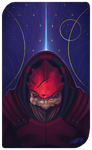 Urdnot Wrex by shallete