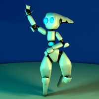 3d Drossel Commision by durandTHEcreator