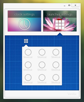 Vanilla Control Center Preview by link6155