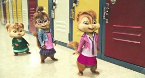 The Chipettes by JeaEl