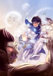 Son of Lemuria by mangamie