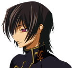 C.G. R2 - Lelouch Lamperouge by AB-Anarchy