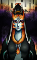 Midna by UselessAppendage