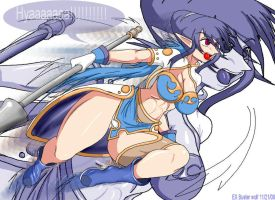 tales of vesperia Judith EX 2 by EX-Buster-wolf