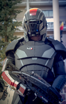 NDK 2012 - Mass Effect N7 by g4spider