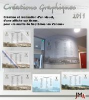 Mairie Septemes les Vallons by JMA-13