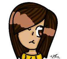 New hairstyle by Ask-Tabitha-Cartman