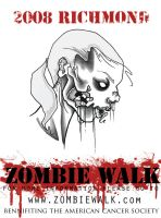 zombie poster 2 by SlaterAW
