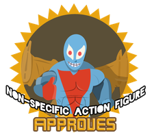 Non-specific Action Figure by tjhiphop