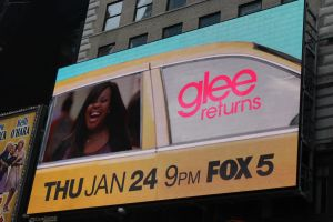 Glee In Taxicab by TheBuggynater