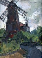 Old Mill by alex-safonov
