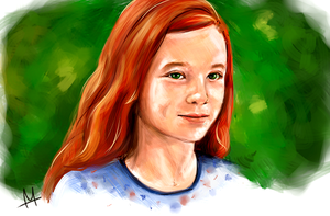 Lily Evans by MoishPain