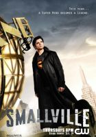 Poster Smallville Season 10 by KaliWeir