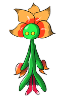 Mandragala [Fakemon] by rorycon
