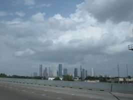 Downtown Houston by eon-krate32