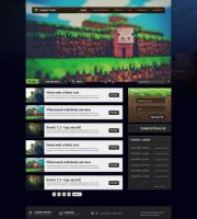 Minecraft - Gamerpoint by igrenic