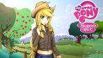 MLP: Apple Jack Anime version by Sazuko