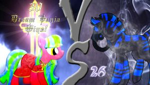 Pony Kombat New Blood 5 Final Battle Result by Macgrubor
