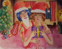 Pricefield X-mas by Gattsu88