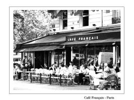Cafe Francais by cruelserenity