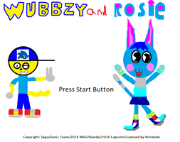Wubbzy and Rosie Title Screen by carmenramcat