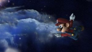 Mario Galaxies by JapfanAnime