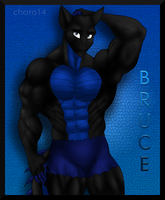 AT: Bruce by RetroCharo