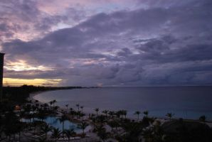 tropical sunset 1 by meihua-stock