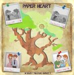 Paper Heart by Transformergirl