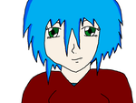 One of my Oc's. Her name is Aki by cheylovestodraw