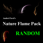 Nature flame pack- Random by AndreiPavel