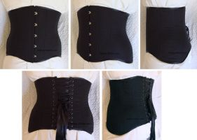 Plain Low-Hipped Underbust by sidneyeileen