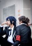 P3P: The Protagonist by NatsuPi