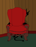 Just A Chair by triple65forkedtongue
