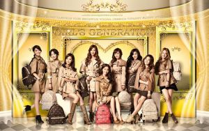 Snsd Jestina by Jover-Design