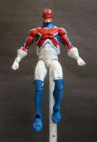 CaptainBritain by Discogod