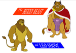 ''Benny Beast and Leo Show'' Title Card by CCB-18