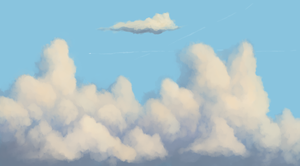 More clouds by SuperGhostDuck01