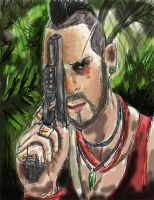 Vaas - The definition of insanity. by Spacechamploo