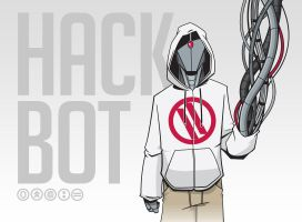 HACKBOT_Now in color by AdamLimbert