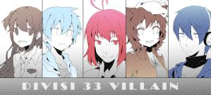 CR - Divisi 33 by denpa-kun