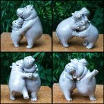 Little Hippo Couples by Hippopottermiss