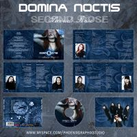DOMINA NOCTIS Second Rose by edera-ladygoth