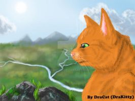 FireStar by DraKitty