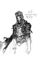 Random AoJ 7: Undead King by MK01