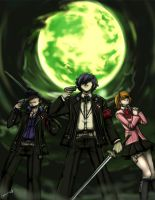 Persona 3 - dark hour by buuzen