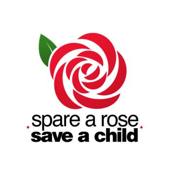 Spare A Rose Logo by mrmikelawson