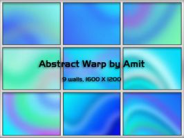 AbstractWarp Wallpaper Pack by amitsaraf32