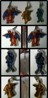 Phone Charms by Blubble-The-Blubs