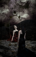 My Reflection of Agony by pyraLyte